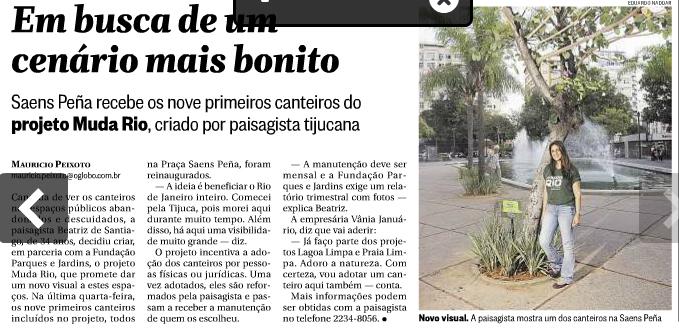 O Globo Tijuca